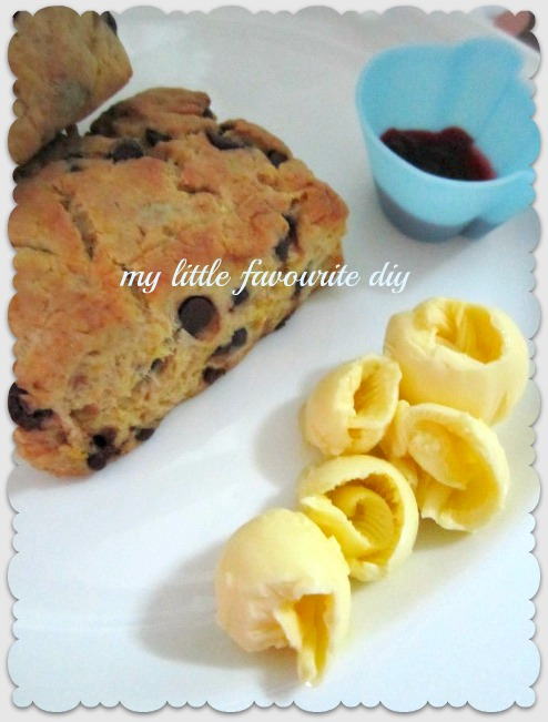 my little favourite DIY: Bake Along # 27 ~ Orange and Dark ...