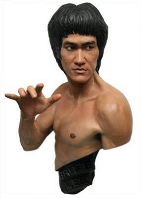 Busto Bruce Lee