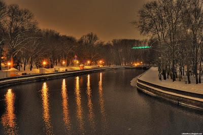 Minsk Cool And Fabulous Belarusian Capital City Belarus Europe Hd Desktop Wallpaper