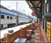 Smithers B.C. 1918 Railway Station