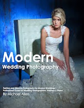For Photographers - Modern Weddings with an Editorial Style - Buy Michaels book!