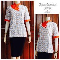 Blouse Batik DBT 4052