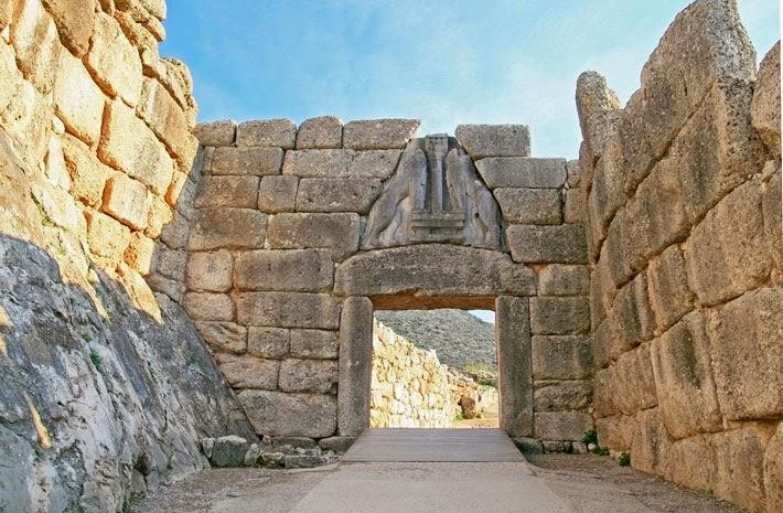 Cultura Clásica: La civilización micénica y la edad oscura