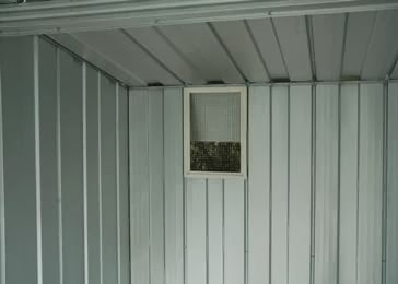 Isheds for Garden shed ventilation