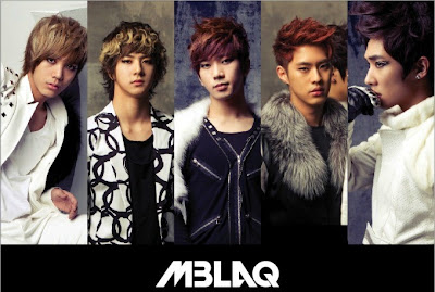 MBLAQ members names Stay