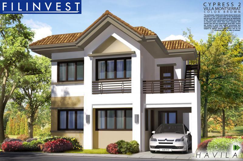 Filinvest model houses sale