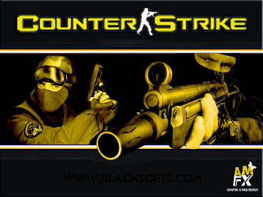 #15 Counter-Strike Wallpaper