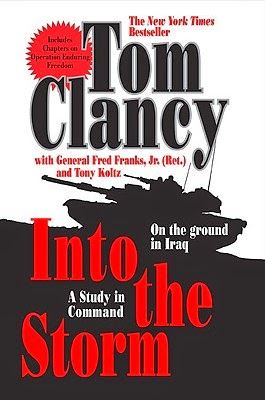 Into the Storm (Command Series) (Published in 1997) - Authored by Tom Clancy - The rise of the US army