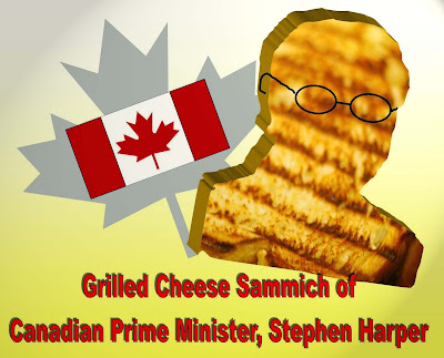 "Vic Dillinger Creation 2015 ""Prime Minister McCheese"""