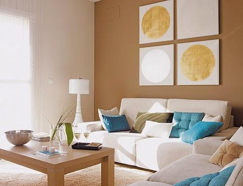 5 cambios solo con pintura cocochicdeco - Pinturas paredes colores ...