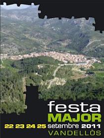FESTA MAJOR DE VANDELLÒS - 2011