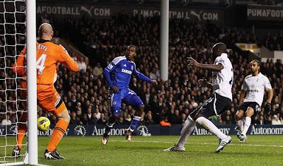 Tottenham Hotspurs 1 - 1 Chelsea (3)