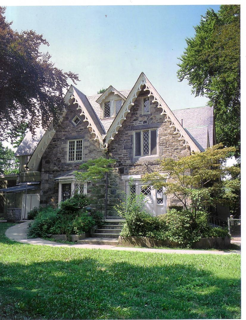 Northampton House Event Center Victorian Gothic Revival