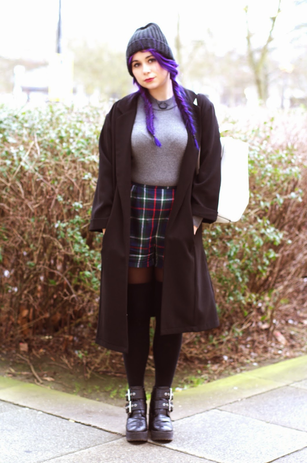 Duster Coat / Jacket grunge styling