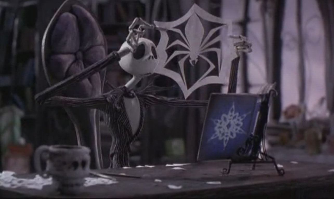 The Rowbacca Project: Wednesday Review: The Nightmare Before Christmas