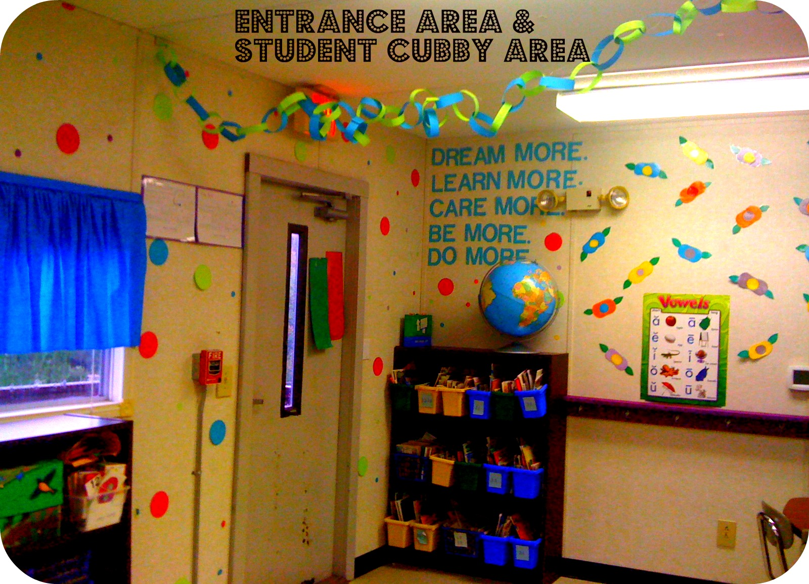 Ideas for english classroom decoration 1000 ideas about for Art classroom decoration ideas