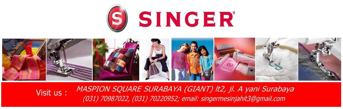 mesin jahit singer, singer surabaya, mesin, agen, singer