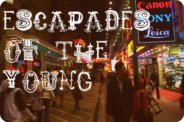 Escapades of the Young