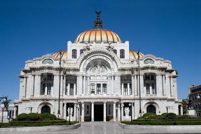 Curiosidades del Palacio de Bellas Artes