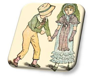 There Was a Little Boy and a Little Girl - Nursery Rhyme