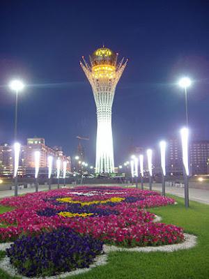 Astana Capitale des Illuminatis et occultes? 13