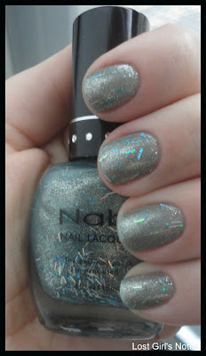 nabi new blue glitter swatches
