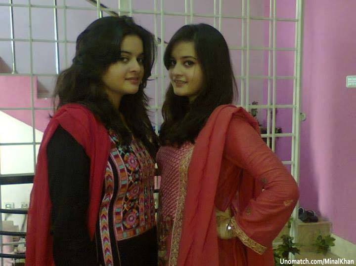 Minal Khan And Aiman Khan New Unseen Pictures Style Hunt