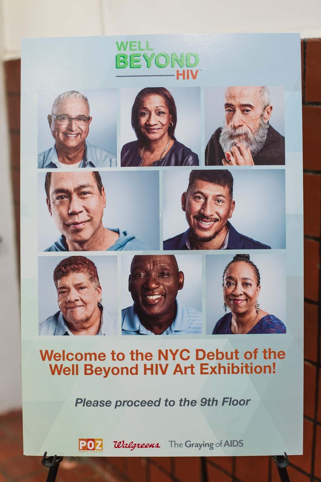 Walgreens Well Beyond HIV art exhibit at Rogue Space Chelsea
