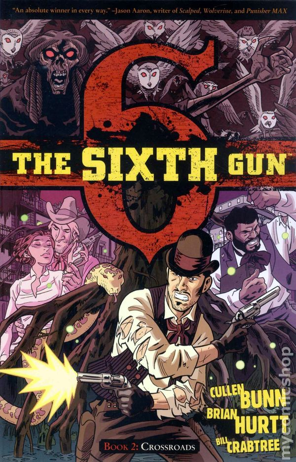 Review: The Sixth Gun Volume 2