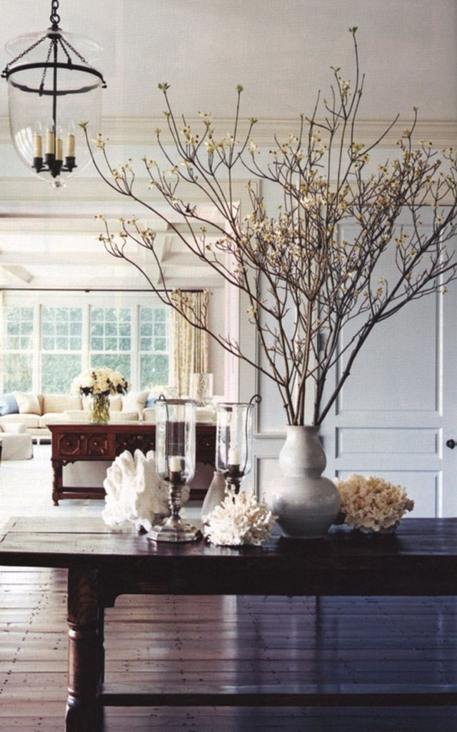 Http Www Lovemaegan Com 2013 02 Bringing The Outdoors In Decorating With Branches Html