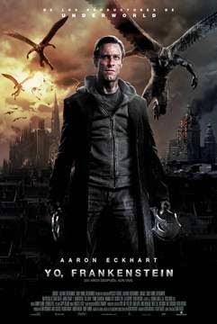 descargar Yo Frankenstein, Yo Frankenstein español