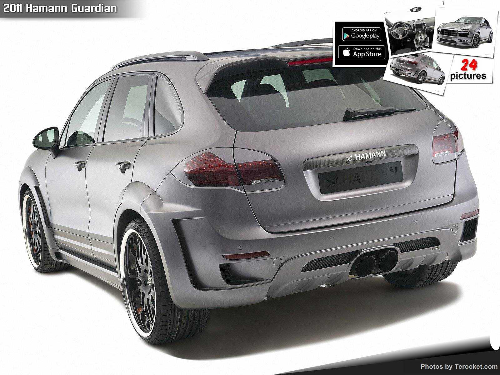 Hình ảnh xe ô tô Hamann Guardian 2011 & nội ngoại thất