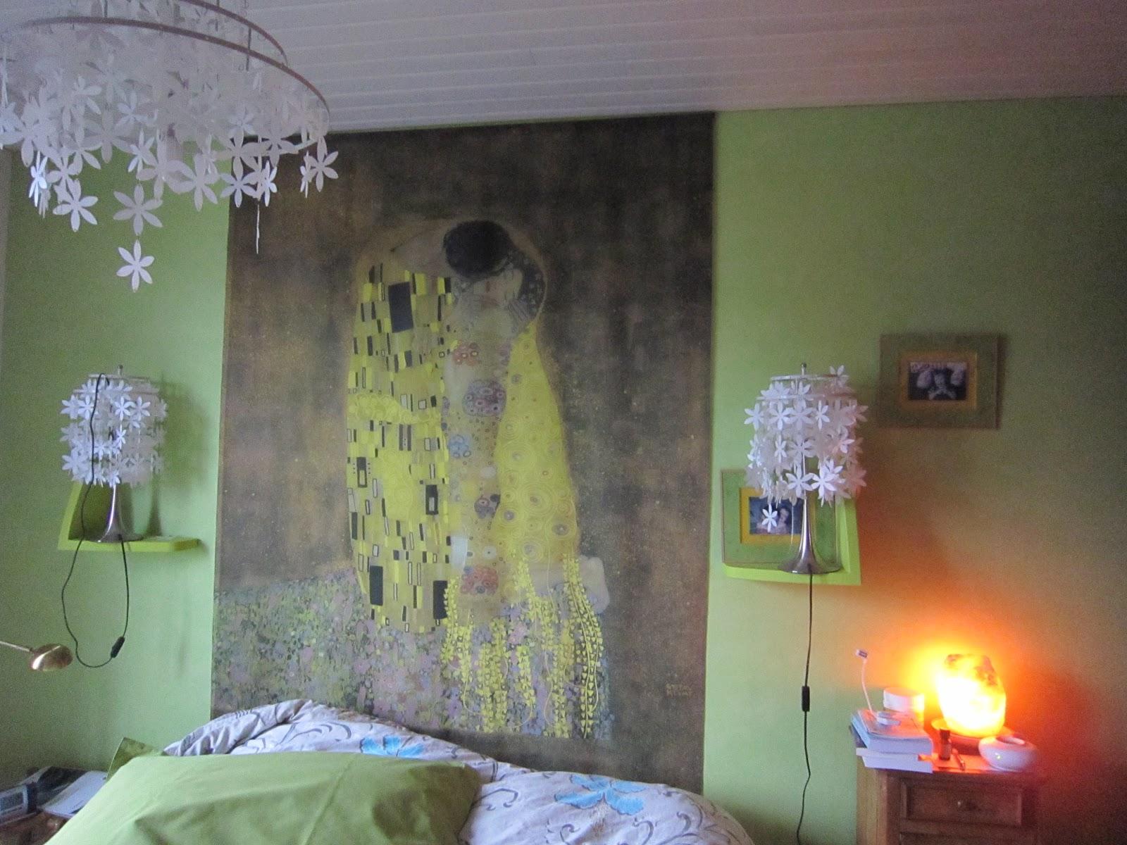 Stunning le bleu dans une chambre feng shui photos for Chambre bleu
