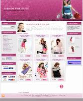 Fashion Pink Style