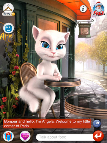 talking tom cat for pc windows