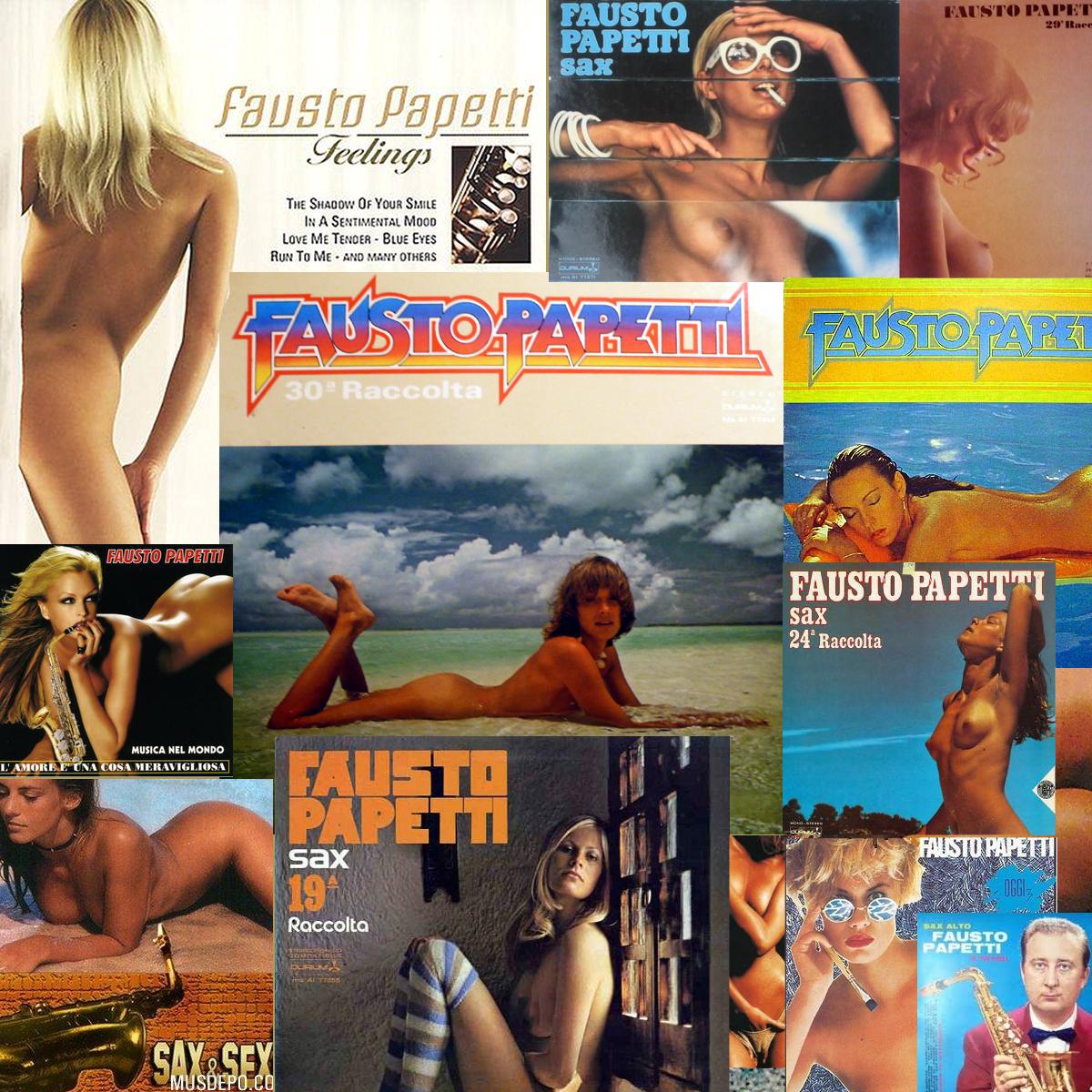 La copertina più trash! Fausto+Papetti+-+potpourri+copertine