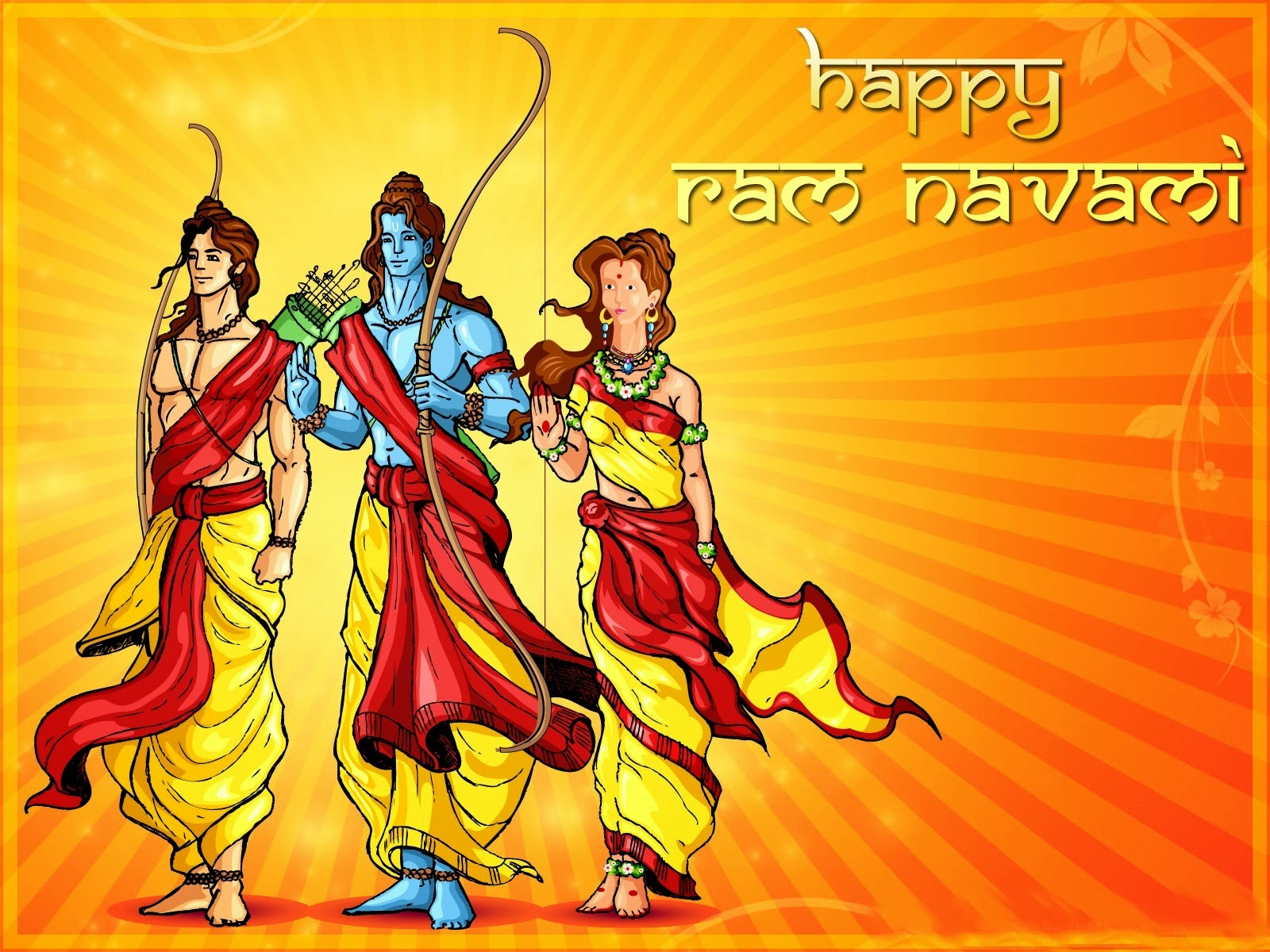 Happy Navratri Wallpapers 2015