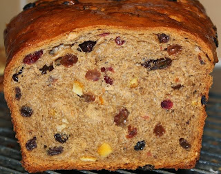 Welsh bara brith bread
