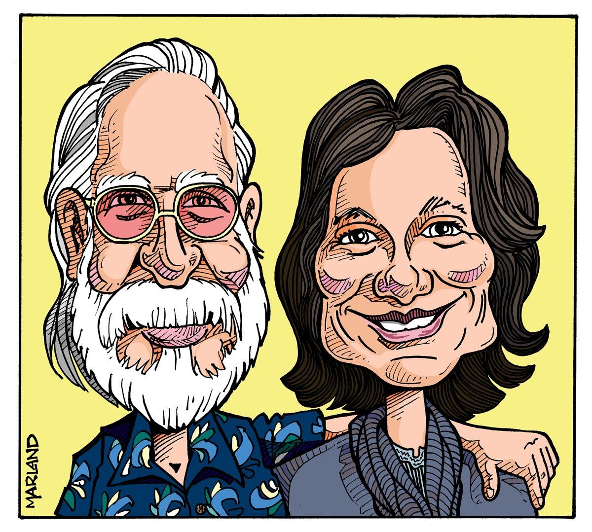 B. Elwin & Diane L. Sherman