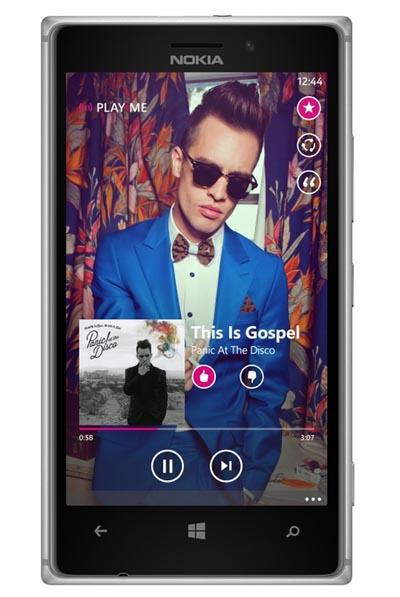 Nokia Luncurkan MixRadio dengan Fitur Terbaru Play Me