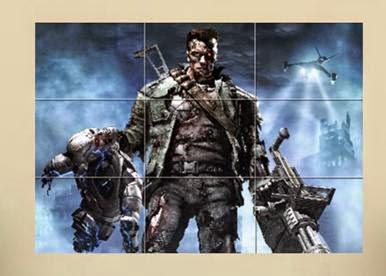 Mega Poster Terminator