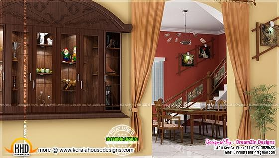 Showcase design of house