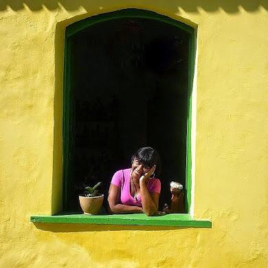 """""""Gosto das cores, das flores, das estrelas, do verde das árvores..."""
