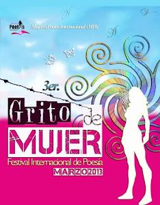 """3º Festival """"Grito de Mujer"""""""