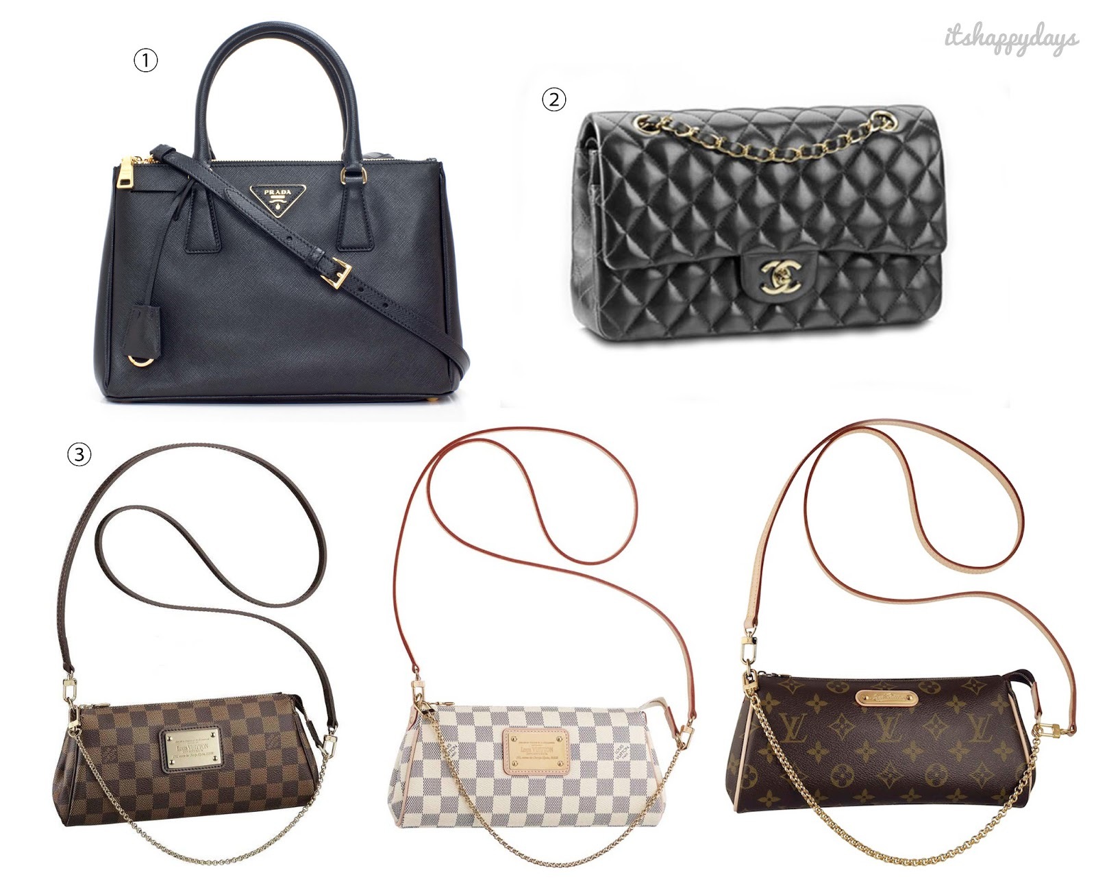 prada bags and prices