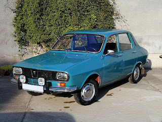 Romanian Car Dacia 1300