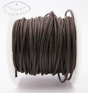 sznurek woskowany bawełniany 3
