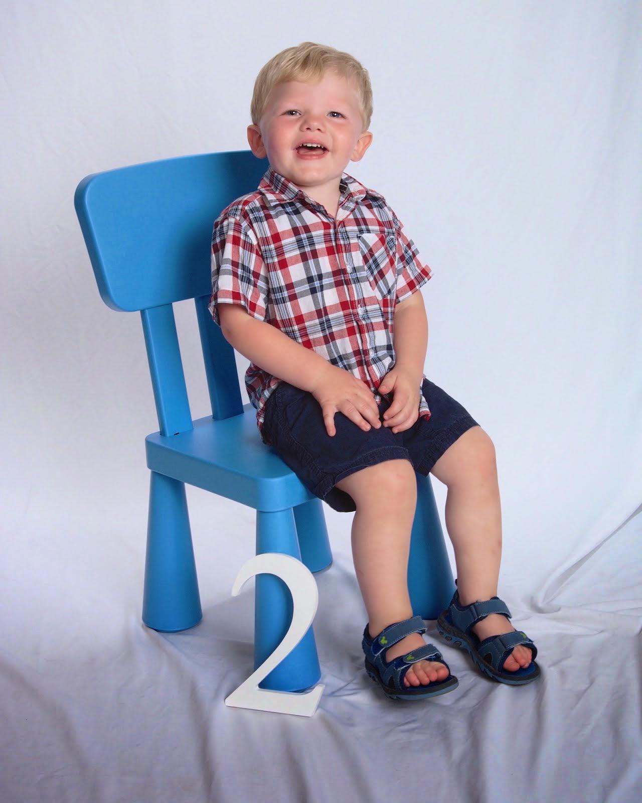 William age 2