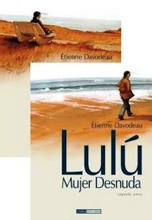 Lulú, mujer desnuda, Etienne Davodeau