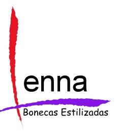 Lenna Bonecas Estilizadas